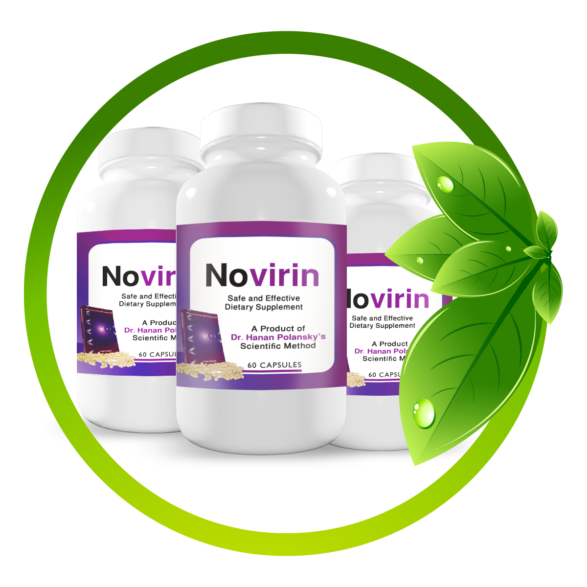 Click Here to Order Novirin for $52.99+S&H
